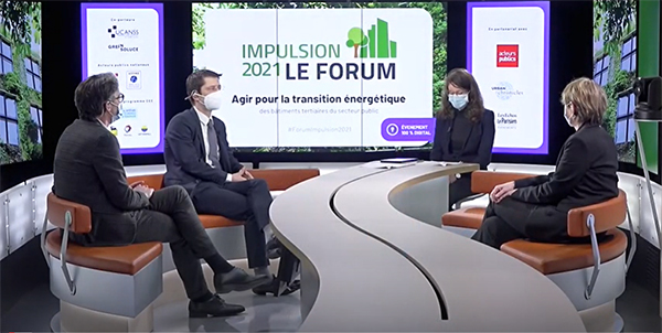 Les tables-rondes du Forum Impulsion2021